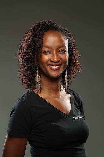 Fondatrice de Nappy Queen Bilguissa Diallo