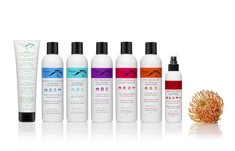 Nappy Queen la marque spécialiste des cheveux naturels